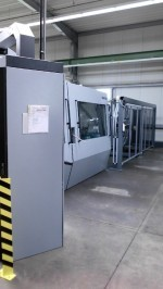 Investition in einen GRM 80 P BIHLER-Stanz- und Biegeautomaten