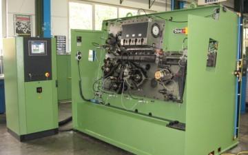 Investition in einen GRM 80 BIHLER-Stanz- und Biegeautomaten (Komplettanlage)