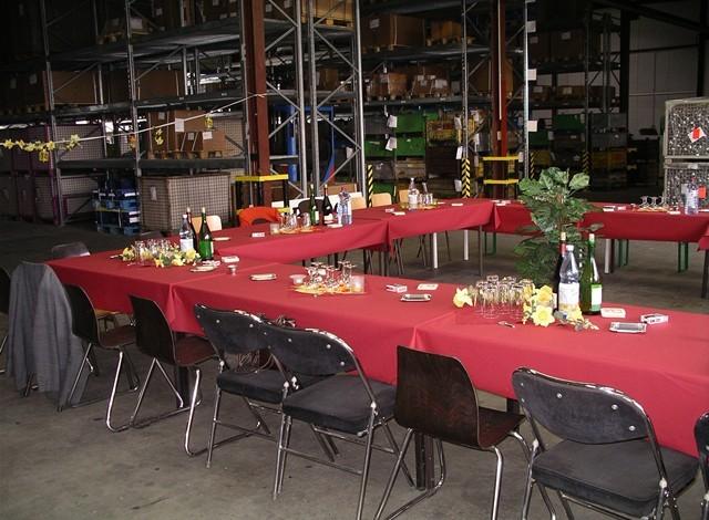 Die HOBERG Industrietechnik GmbH & Co. KG feiert das 10-jährige Jubiläum nach Übernahme durch Herrn Ludwig am 01.07.1997